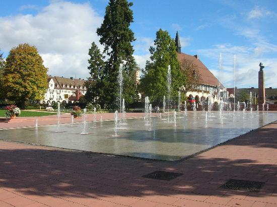 Freudenstadt, Germany: Wasserspiele