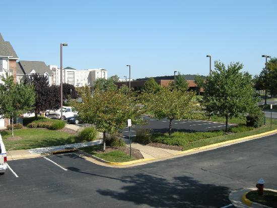 BEST WESTERN Dulles Airport Inn: Ausblick