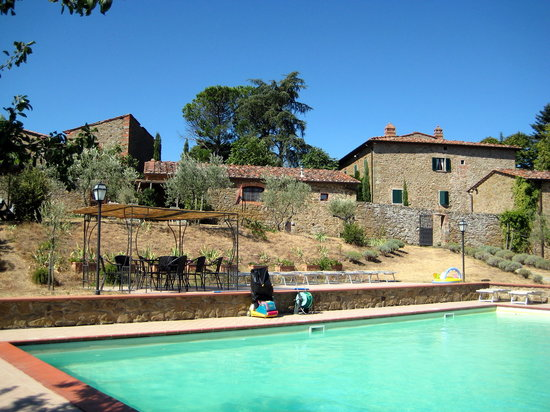 Borgo Rapale: Pool