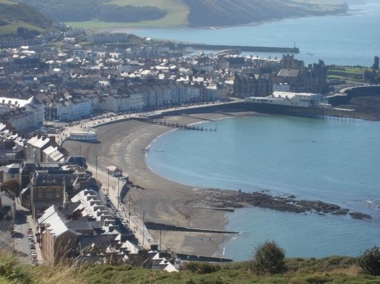 alojamientos bed and breakfasts en Aberystwyth