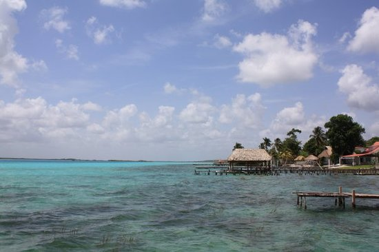 Attrazioni: Bacalar
