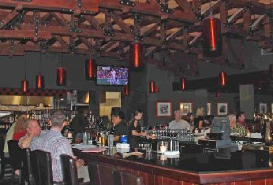 the lumberyard in laguna beach offers one of the largest bars in town