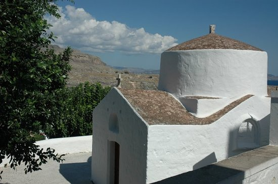 The Church of the Panagia