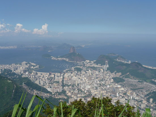 Rio de Janeiro&#39;s Bay