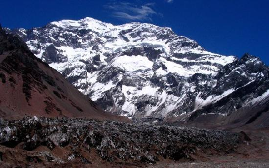 Province of Mendoza, Argentina: Aconcagua Plaza francia