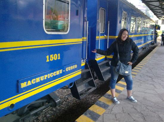 Fotos De Tren En Cusco http://www.tripadvisor.com.mx/ReviewPhotos-g294314-d646029-r48248175-Hiram_Bingham_Train-Cusco_Cusco_Region.html