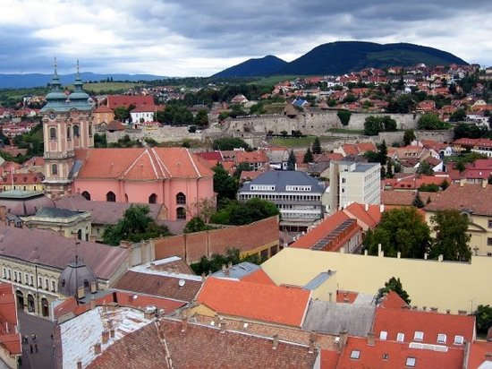 Eger attractions