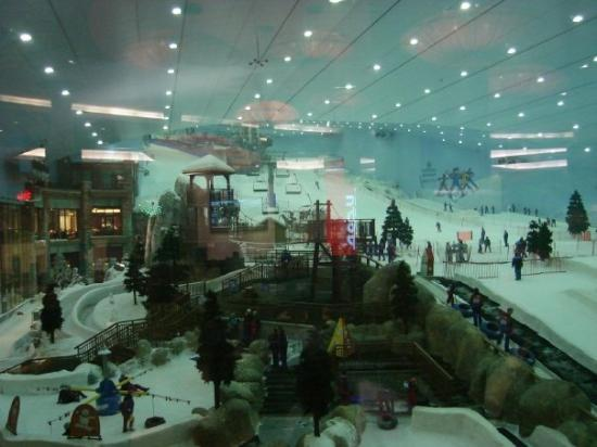 Worlds largest indoor ski resort in dubai picture of ski for World biggest hotel in dubai