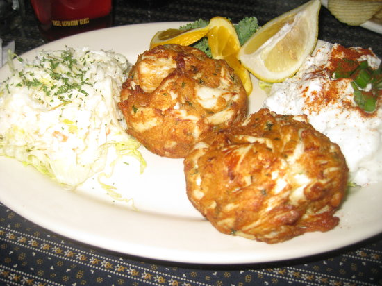Best Crab Cakes In Fells Point