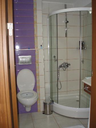 Akbulut Hotel &amp; Spa: Standard Bathroom