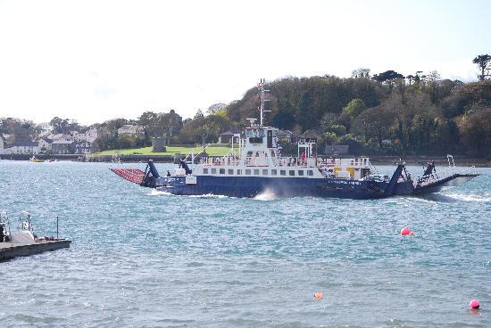 Portaferry, UK: Strangford ferry