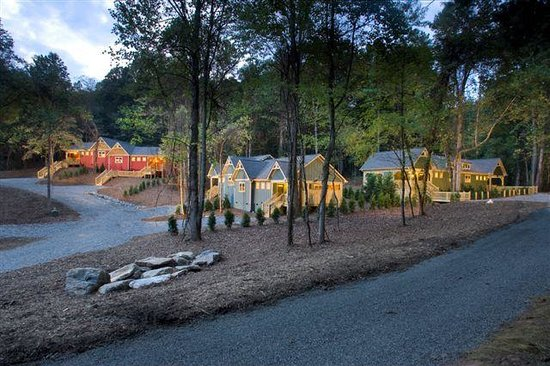 Asheville Cottages: Six new cottages at our second location