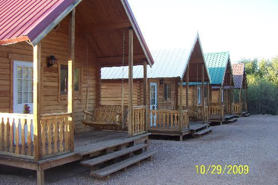 Pictures of Katie's Cozy Cabins, Tombstone