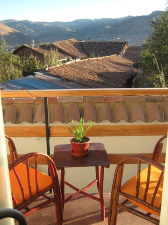 Andean South Inn: Balcon del Cusco