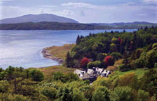 Loch Melfort Hotel and Restaurant: Loch Melfort Hotel and Arduaine Gardens