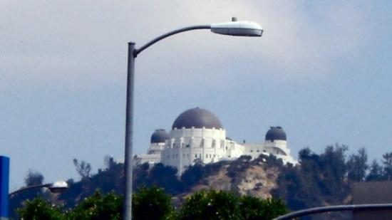Griffith park observatory bild fr n griffith for Griffith motors home pa