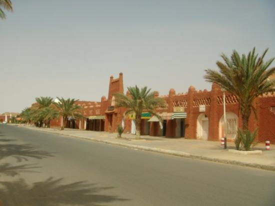 Restaurantes de Adrar
