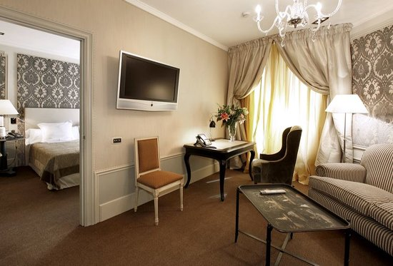 El Palace Hotel: Privilege Junior Suite