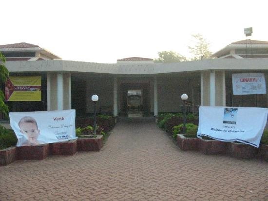 Silvassa, Indien: Treat Resort - the convention center
