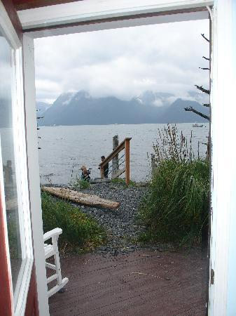 A Cottage on the Bay: View from the door