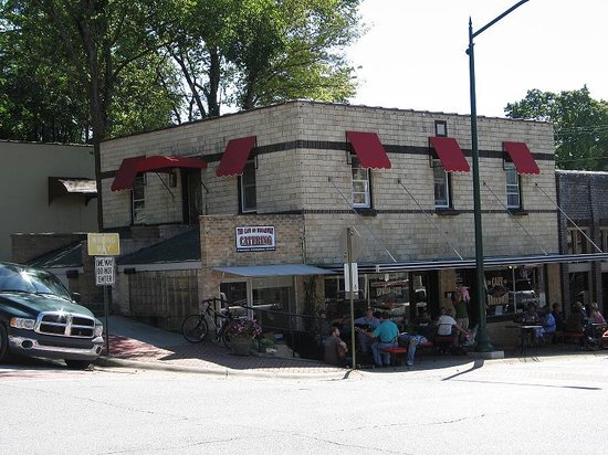 Siloam Springs (AR) United States  City pictures : Siloam Springs Photo: The Cafe on Broadway
