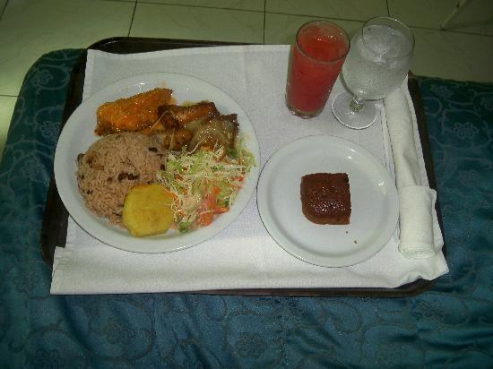 Lunch In Hotel