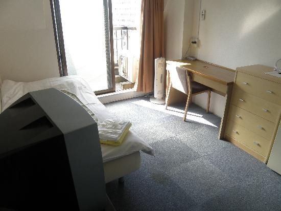 Soho Asakusa: single room