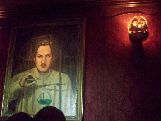 of Jekyll & Hyde Club,