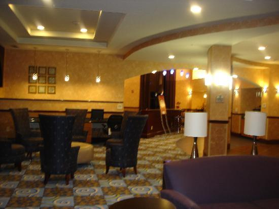 Comfort Suites Smyrna: lobby