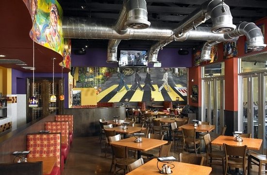 Mellow Mushroom Pizza Bakers, Delray Beach - Restaurant Reviews ...