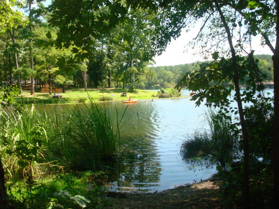 Tyler lake
