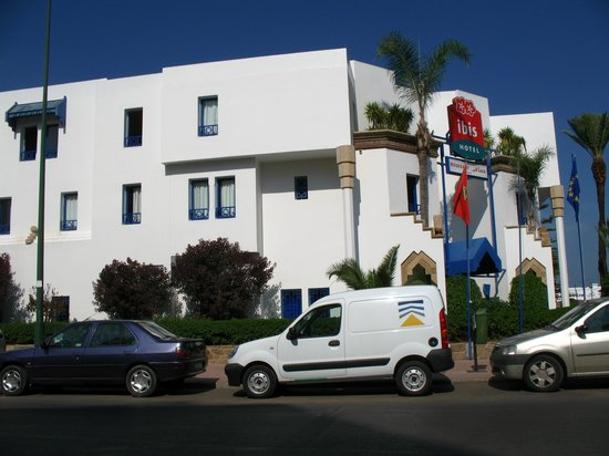 Fotos de basic at best manageable for one night ibis for Ibis paseo del prado