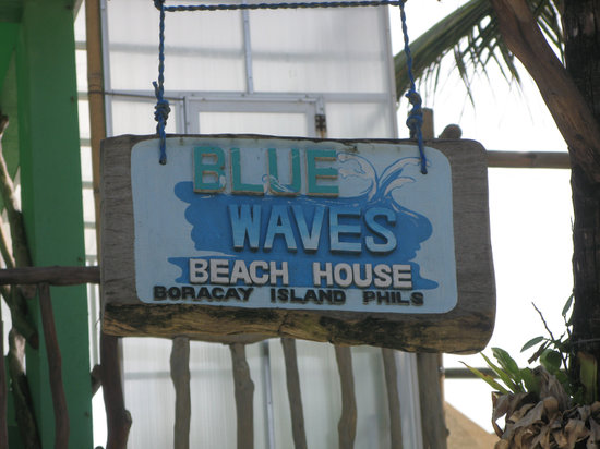 Blue Waves Beach House: Blue Wave Beach House