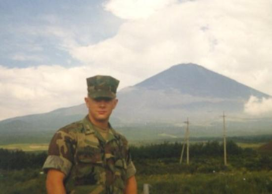 Marine Corps Base Camp Fuji Was Conveniently Placed On The