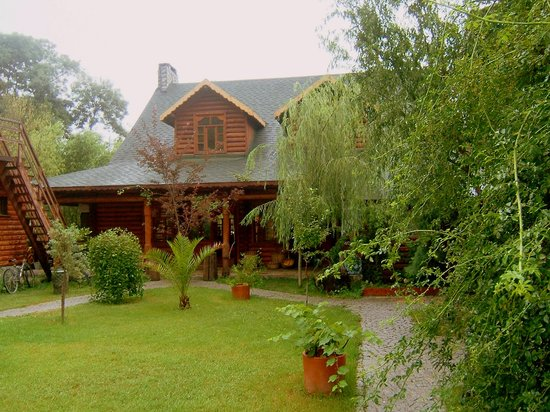 Tranquilla River Lodge
