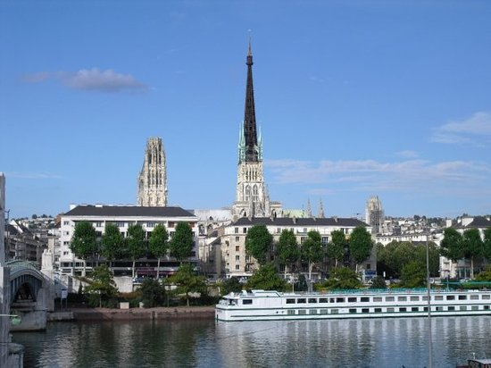 Bed and Breakfasts i Rouen