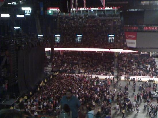 Inside The Saddledome Picture Of The Scotiabank