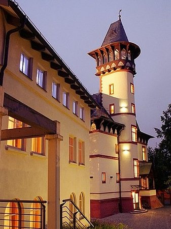 Hotel Villa Monte Vino