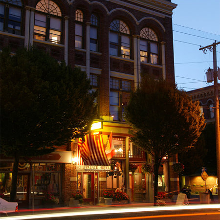 The Palace Hotel: Palace Hotel Port Townsend
