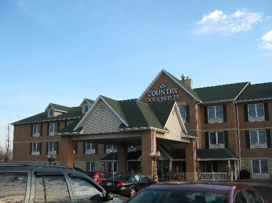 Country Inn & Suites Galena: The country inn and suites
