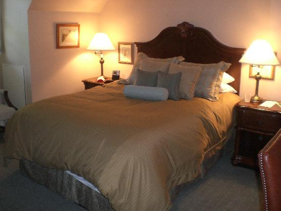 Exeter Inn: Chambre / Room