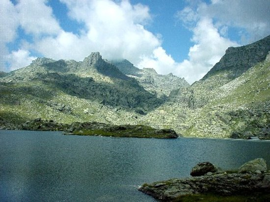 Provence, France: Lac Fourca - Vallee des Merveilles - Mercantour France