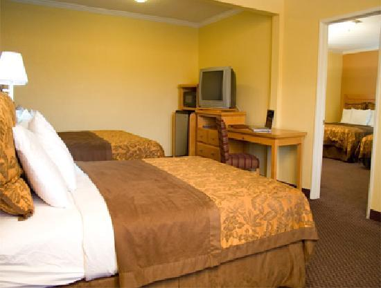 Anaheim Islander Inn and Suites: Room
