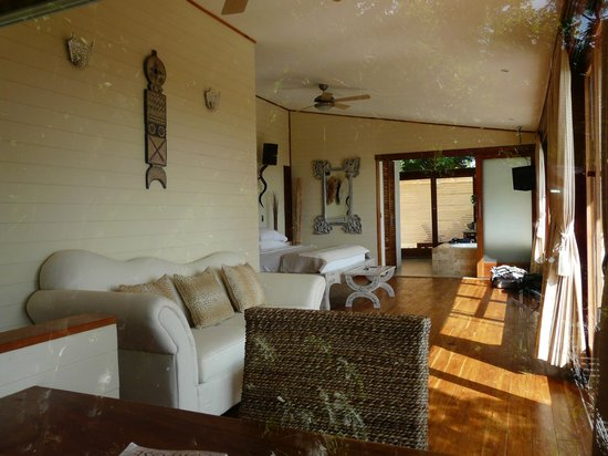 Moana Lodge: HONEYMOON SUITE
