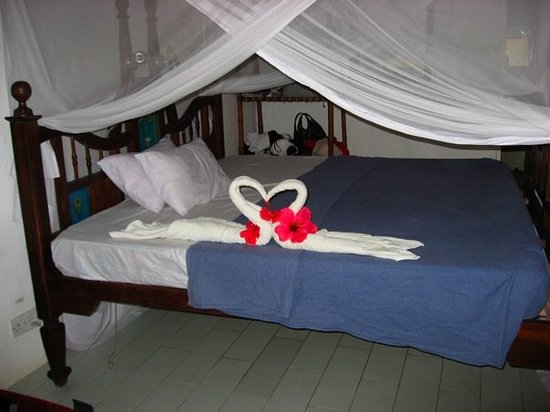 Hotell Nya Paje Ndame Zanzibar