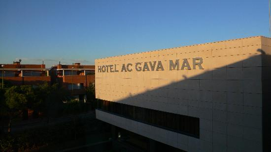 AC Hotel Gava Mar by Marriott: The hotel