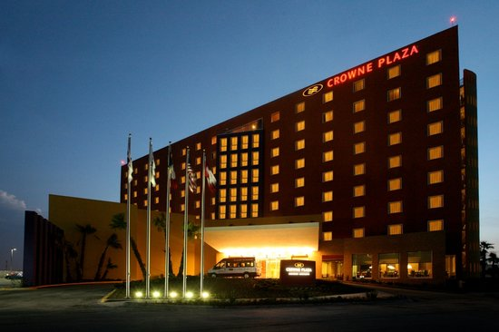 Crowne Plaza Hotel Monterrey Aeropuerto