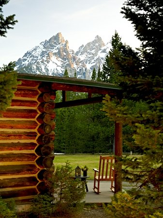 ‪Jenny Lake Lodge‬