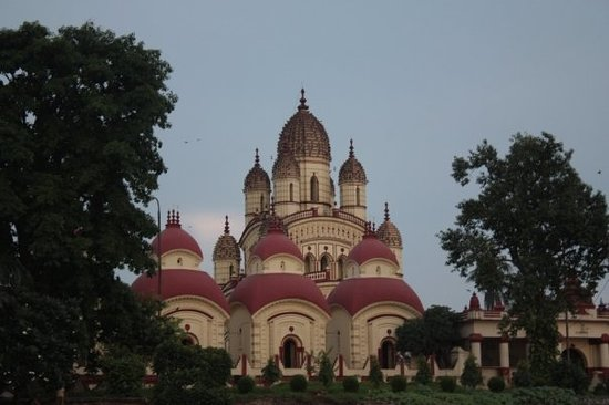 Calcutta, India: El templo de Dakshineshwar