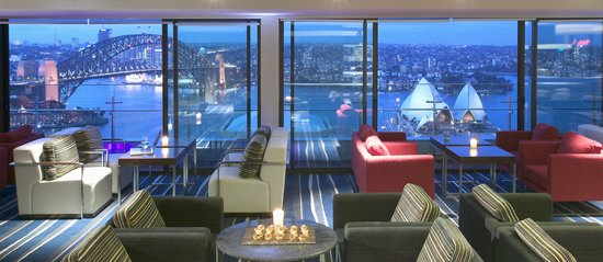 InterContinental Sydney: Sweeping views from Club InterContinental